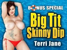 Big Tit Petite Dip: Terri Jane