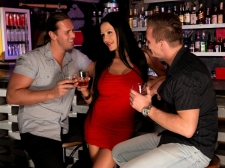 It Takes Two Males To Handle Patty Michova