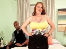 The Creamy Redhead & The Dark-skinned Buttmaster