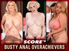 Busty Anal Overachievers