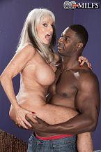 Sally takes on Jax Black's bigger than run of the mill cock