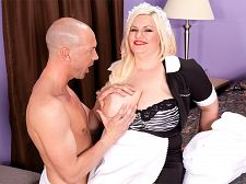 Maid For Creampie
