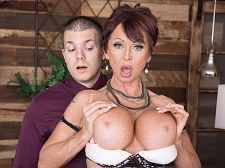 Gina gives new meaning to, Bonk The Boss!