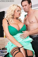 Blue Movie: Business Is Bangin' For Big-Boob Boss Shannon Blue