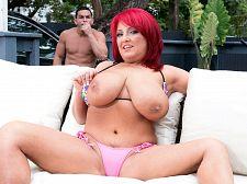Stephanie Stalls' 40SomethingMag.com anal debut